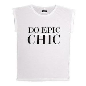DO EPIC CHIC, bijela